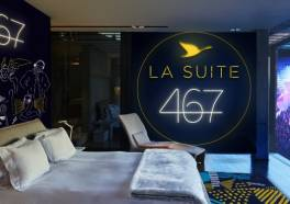 AccorHotels Arena komt met pop-up Suite 476 in Parijs