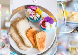 Baby Shower Afternoon Tea in Waldorf Astoria Amsterdam