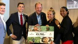 Babylon Hotel Den Haag steunt Save the Children