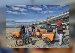 Bakfietsrally easyHotel Den Haag is succes