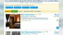Booking.com biedt particuliere accommodaties