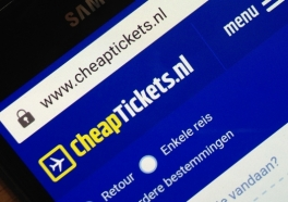 Booking.com en CheapTickets mobielvriendelijkst