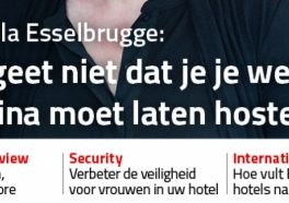 Download nu al gratis de septemberuitgave van Hospitality Management