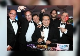 Eric Andersen F&B Professional Of The Year 2016