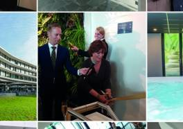Feestelijke opening Wellness Center Fletcher Hotel-Restaurant De Wageningsche Berg