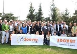 Fletcher en Sandton winnen Zoover awards