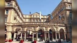 Frankfurter Hof opent The Spa