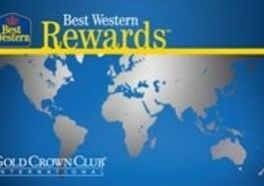 Gold Crown Club wordt Best Western Rewards