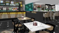 Golden Tulip Hotel Central start met renovatie van brasserie