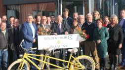 Golden Tulip Weert en Tulip Inn Eindhoven Airport winnen titel Hotel of the Year 2017