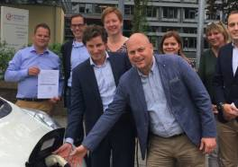 Haagse hotels willen duurzame taxi's