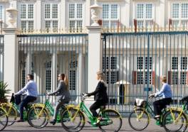 Hilton The Hague introduceert 'Bike Break'