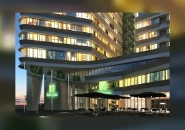 Holiday Inn in Arena Towers