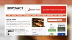 Hospitality-Management.nl is nieuw!