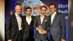 Hotel Des Indes is hotel of the year
