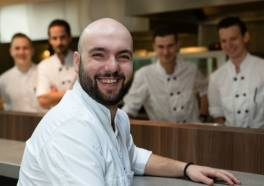 Hotel & F&B: Kevin Kion, ML in Haarlem