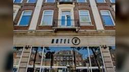 Hotel V in top-10 populaire hotels in partysteden