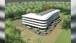Hotel Wageningen eind november open