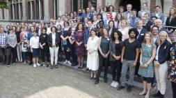 Hotelschool The Hague neemt eerste Comenius Leadership Grant in ontvangst
