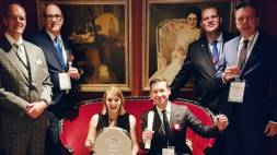 Hotelschool The Hague wint prestigieuze Worldwide Hospitality Awards
