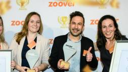 Hotels.nl wint Zoover awards