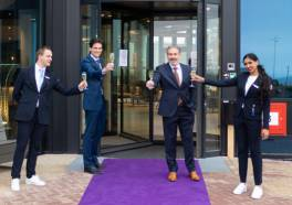 Intell Hotel Den Haag Marina Beach is open