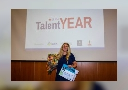 Judith van der Borch Talent of the Year