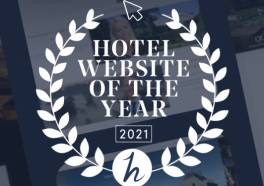 Lancering 'Hotel Website of the Year' verkiezing