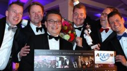 Maurice van Rossum F&B Professional of the Year 2017