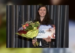 Michele Rosa Ziegler wint Thesis Award