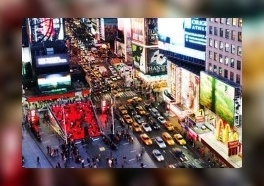 New York: 33,7 miljoen hotelovernachtingen