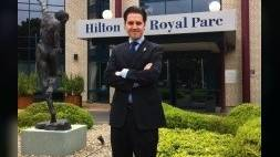Nieuwe F&B-manager Hilton Royal Parc