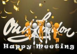 Oud London introduceert het concept Happy Meeting