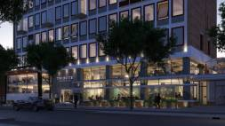 Rotterdams Slaakhuys wordt 'Tribute by Marriott' hotel