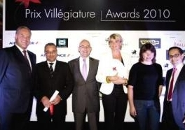 Sofitel The Grand wint award voor interieur