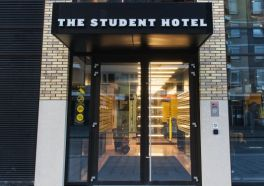 The Student Hotel in Eindhoven geopend
