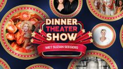 TheaterHotel De Oranjerie start met Dinner Theater Shows