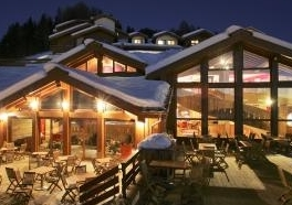 Top tien wintersport hotels