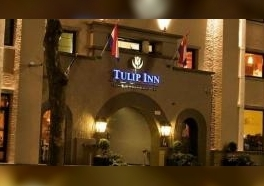 Tulip Inn Heerlen decor regionale tv serie