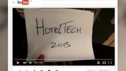 Video: Kom je naar HotelTech 2015?