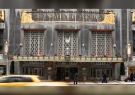 Waldorf Astoria Amsterdam in 2013 open