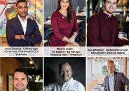 Wie wint de F&B-professional of the Year '21 award?