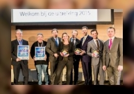 Winnaars Nationale Meeting Award bekend