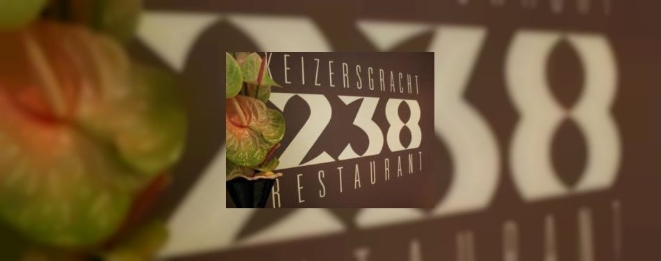 Opening grill restaurant Keizersgracht 238<