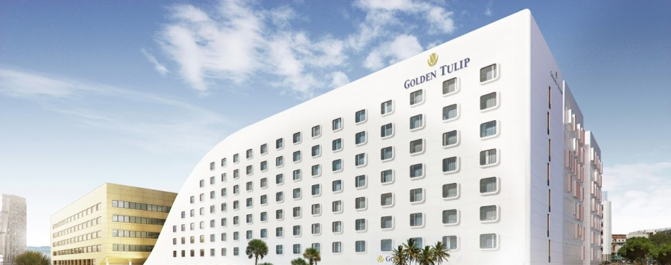 Louvre Hotels Group opent Golden Tulip Marseille Euromed<