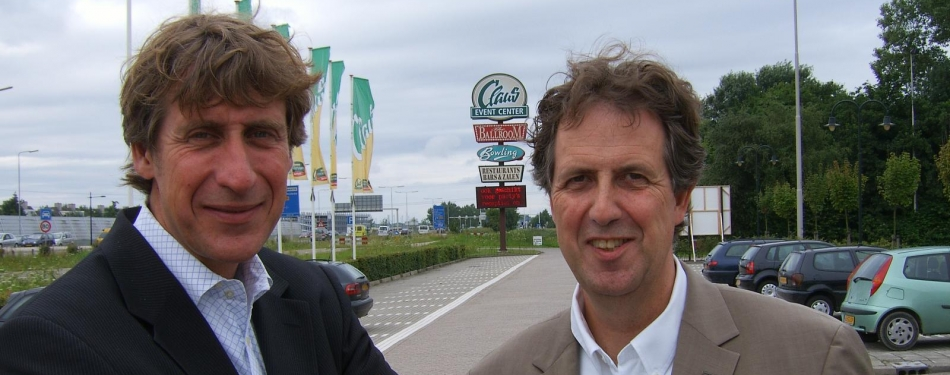 Hospitality Management 25 jaar: Claus Company; Marriott<