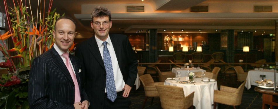 Hospitality Management 25 jaar, European Hotel Management: 'Een beursnotering is een optie' (2006)<