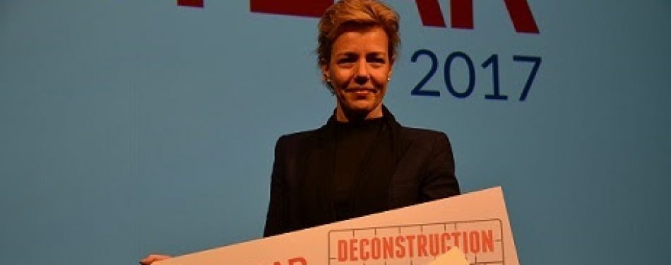 Linda Giebing verkozen tot Hotello of the Year 2017