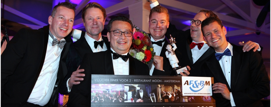 Maurice van Rossum F&amp;B Professional of the Year 2017<