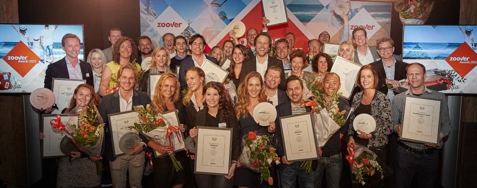 Hotels.nl wint Zoover Award